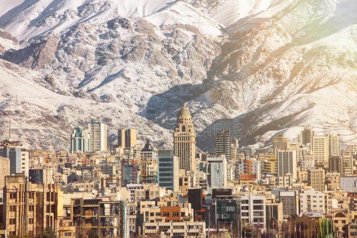 مكان های دیدنی تهران