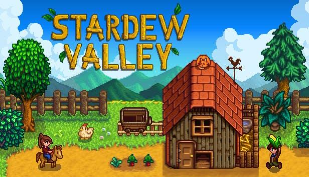 4- Stardew Valley