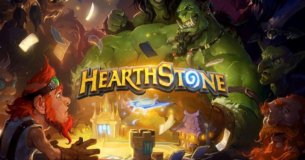 6- Hearthstone