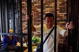 رستوران زندان شیطان در چین